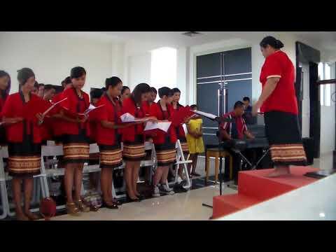 Lagu Komuni Misa Unio MSF se Keuskupan Samarinda Balikpapan 2016