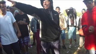 Batallas Freestyle San Pedro - Raido vs Poblatack | 8vos