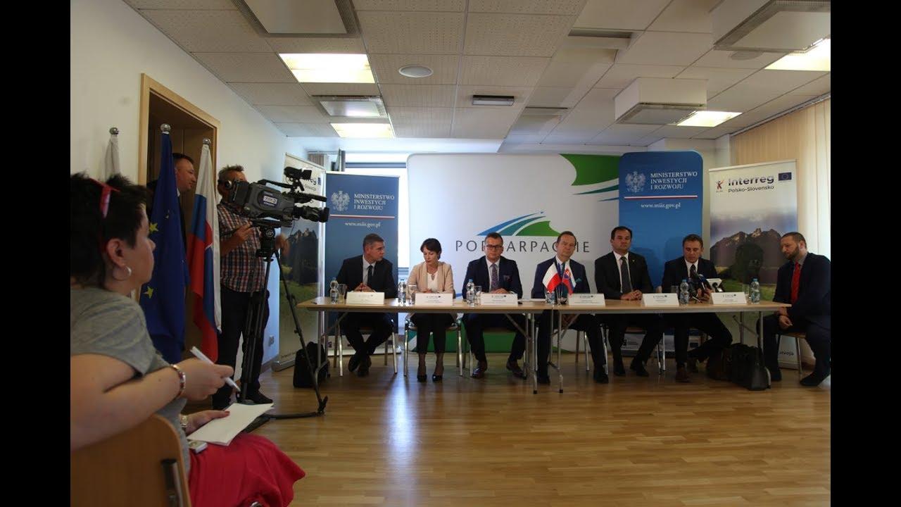 Polsko słowacka inwestycja drogowe stała się faktem
