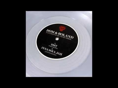 METALP008LTD Dom & Roland- DMT feat Hive
