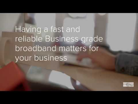 Introducing BT Business Broadband- Corporate Telecom Ltd