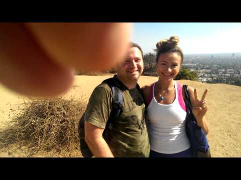 Unknowingly bumped into Bruce Spence while hiking at Runyon
