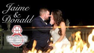 Palace at Somerset Park: Jaime & Donald's Wedding Trailer