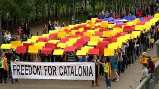 Estelada London - Freedom for Catalonia