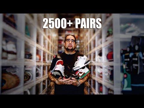 Best Sneaker Collection In The World!? (Perfect Pair) Ep 1 Of 3