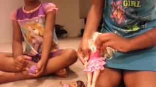 Barbie plays with Doc McStuffins Thumbnail