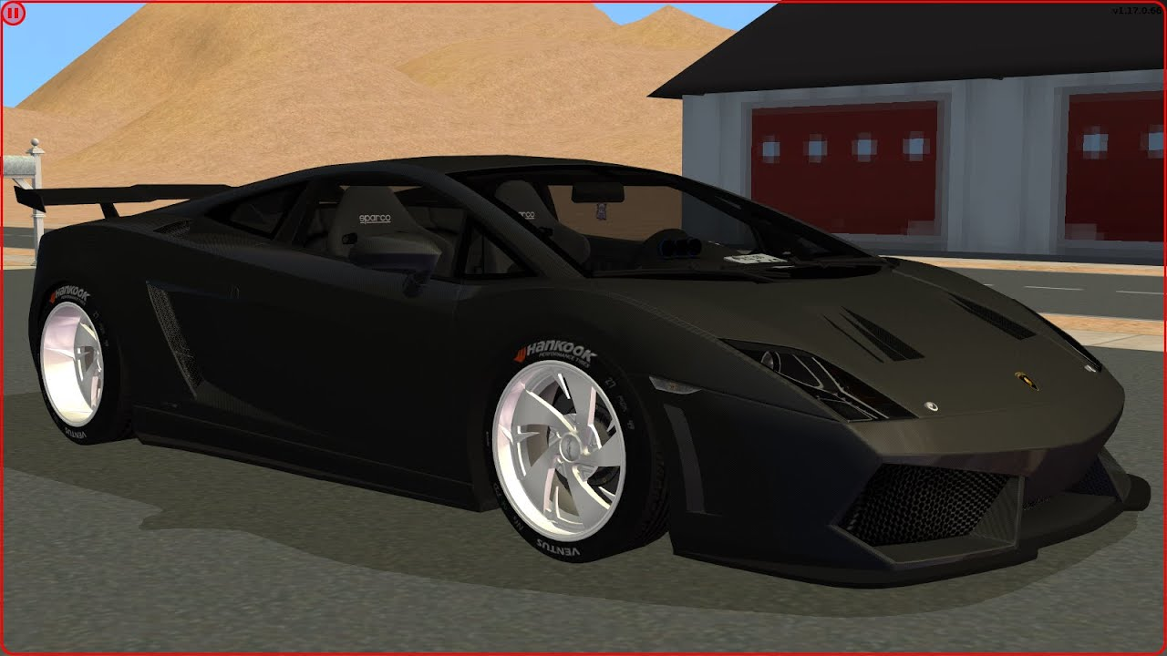 Sims 2 Car Conversion By VoVillia Corp.   2009 Lamborghini Gallardo LP560 4  Tuned