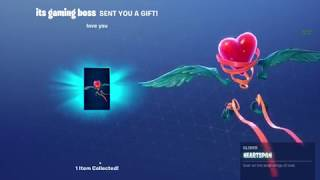 Gifting system is back again- Recieve free gift from your friends!
