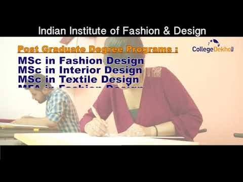 Indian Institute of Fashion Design Courses wwwcollegedekhocom