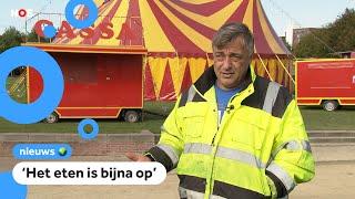 Circus in de problemen door corona-regels: 'We hebben niks meer'