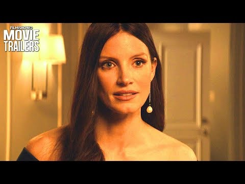 Molly's Game Trailer | Jessica Chastain stars as Molly Bloom