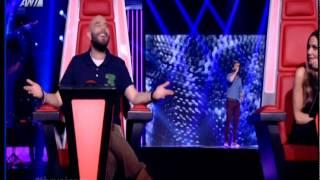 Η νύχτα μυρίζει γιασεμί - Πέτρος Παναγούλης - The Voice Greece
