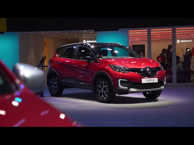 Disruptive Innovation At Its Best | Renault At Auto Expo