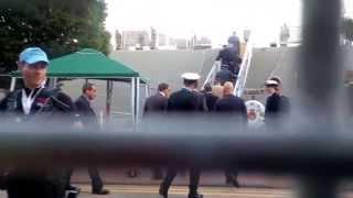 Cardiff Bay Nato HMS Duncan