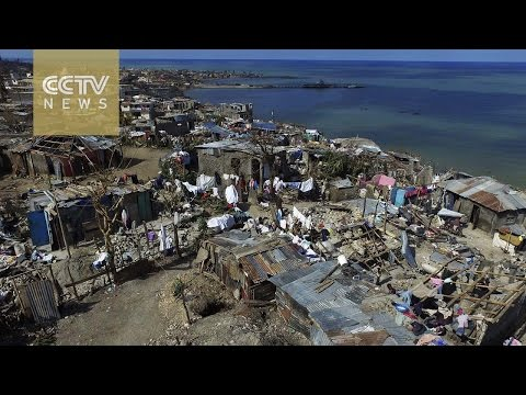 Hurricane Matthew aftermath: Aid trickles into Haiti as desperation grows