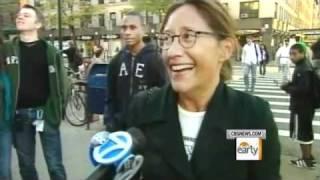 U.F.O. Sighting Stops New Yorkers