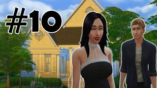 Let's Play Sims 4 #10 - DES JUMEAUX ?