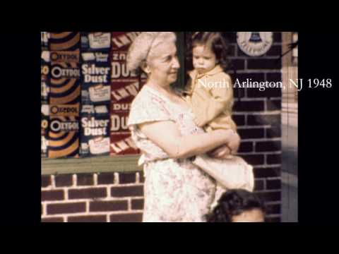 Goldstein Hochheiser Family 8mm Movies HD