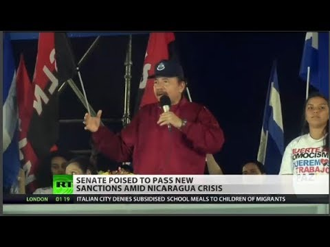 Crisis in Nicaragua: Senate Poised to Pass New Sanctions