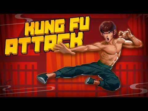 Kung Fu Attack HD
