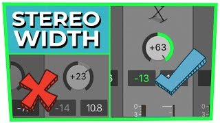 STEREO WIDTH (How to Make Your Tracks Wide)