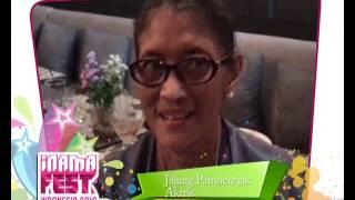 Testimoni Jajang Pamoentjak untuk INAMAFEST 2016
