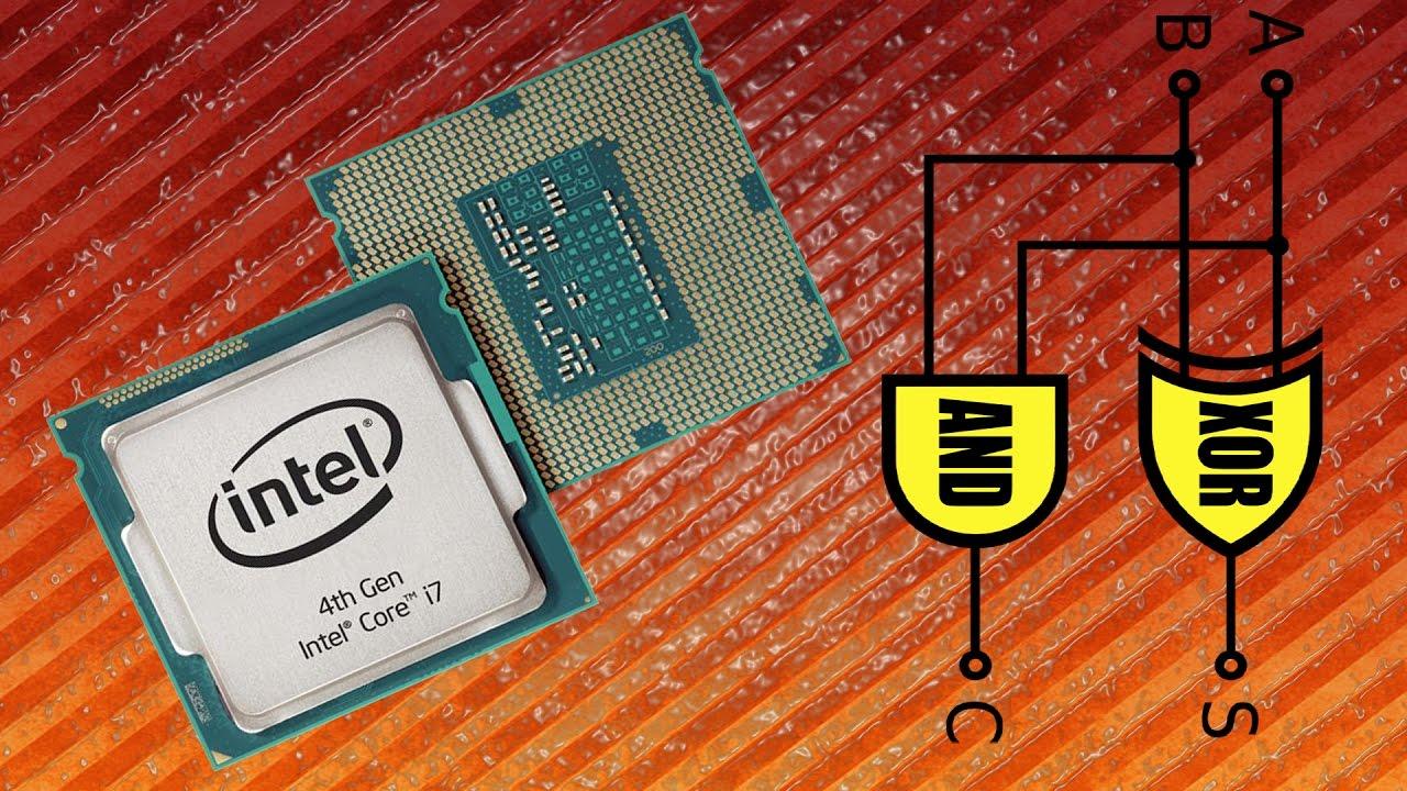 U00bfc U00f3mo Funciona Un Procesador  - Desde Un Transistor Hasta Una Cpu