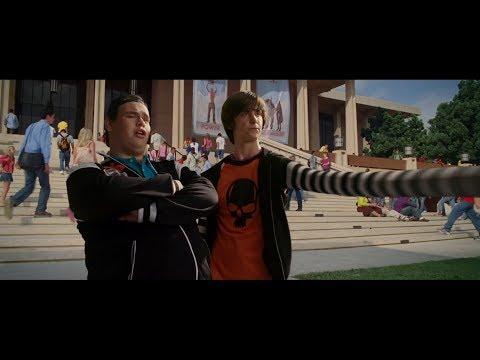 Lash & Speed Raging in Sky High HD Scene | Sky High (2005)