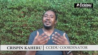 Crispin Kaheru Comments on the possibility of the Opposition Alliance in Uganda