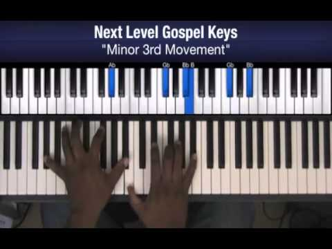 Gospel Chords For Piano - YouTube