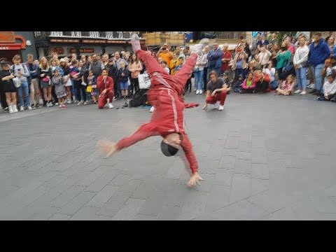 AMAZING | street dancers | London