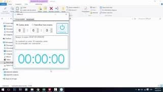 Apagar PC cuando quieras, automaticamente | Windows 10| 2016 |