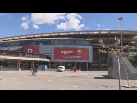 Se aplaza el clásico Barça-Real Madrid con fecha aún por definir