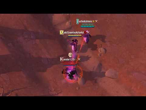 Albion online Axe pvp