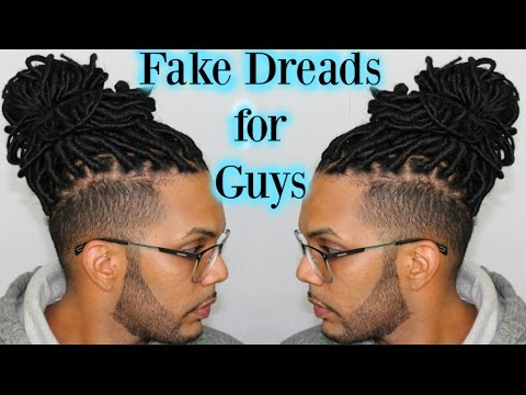 Faux Dreads for Guys  YouTube - Dreadlocks Hairstyles