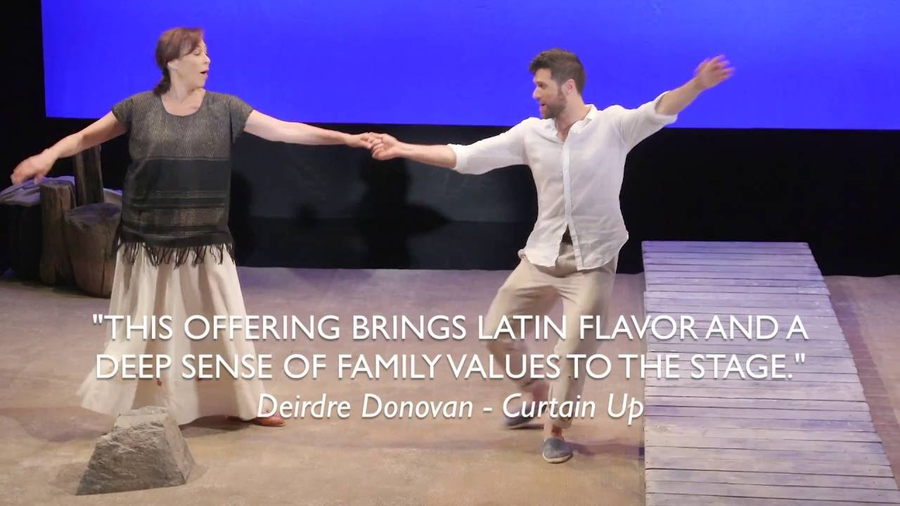 Children of Salt - A New Latin Musical by Jaime Lozano & Lauren Epsenhart