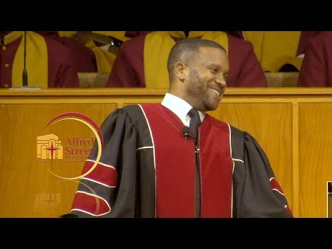 "June 10, 2018 ""Obstacles and Closed Doors"", Rev. Dr. Howard-John Wesley"