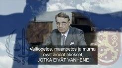 Koiviston konklaavi: VAIETTU RIKOS