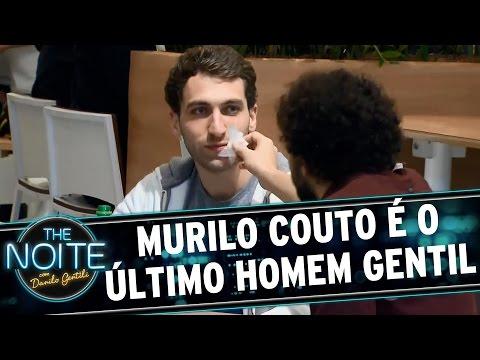 The Noite (25/08/15) - Murilo Couto Em: O Último Homem Gentil