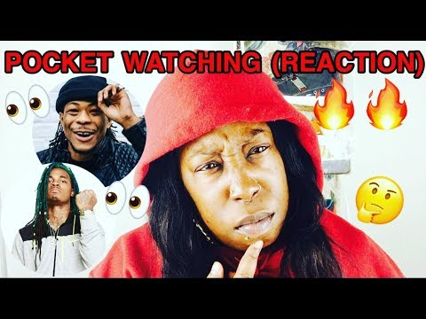 """CASH OUT """"POCKET WATCHING"""" FEAT. DAE DAE 🔥💯REACTION🤙🏾🔥"""