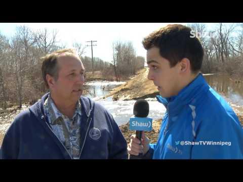 Manitoba Flood Update: Carman, Long Plain, RM of Grey