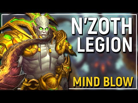 MIND BLOWN: N'zoth's REAL Plan - Influencing The Legion & The Emerald Dream's Void Fate