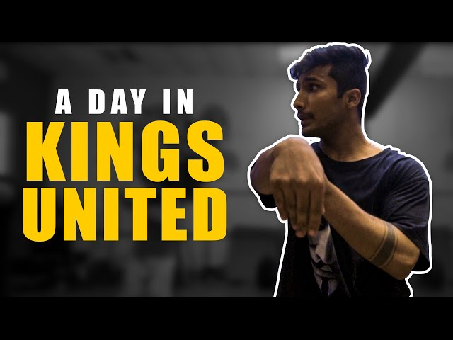 A Day in Kings United   The Kings