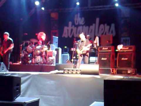 The Stranglers Live @ Fatacil 30, Lagoa, Portugal 30/08/09