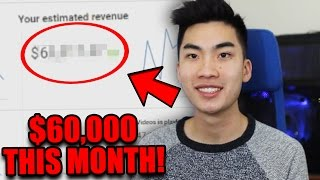 Top 5 Youtubers WHO REVEALED HOW MUCH THEY EARN! (Ricegum, Faze Adapt & More) thumbnail