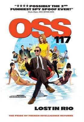 Oss 117 Lost In Rio Zimmel S Lair From The Makers Of The The Artist Starring Jean Dujardin Youtube