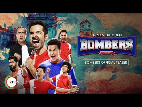 Bombers | Official Teaser | A ZEE5 Original | Streaming Now