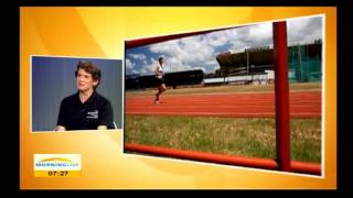 Zola Budd on running 2016