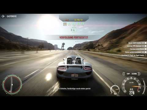 ps4 need for speed rivals gameplay porsche 918 spyder youtube. Black Bedroom Furniture Sets. Home Design Ideas