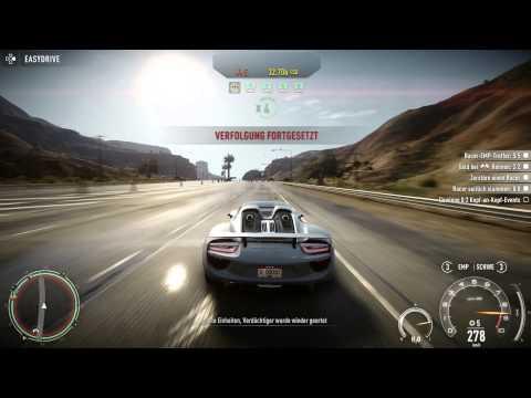 ps4 need for speed rivals gameplay porsche 918 spyder. Black Bedroom Furniture Sets. Home Design Ideas